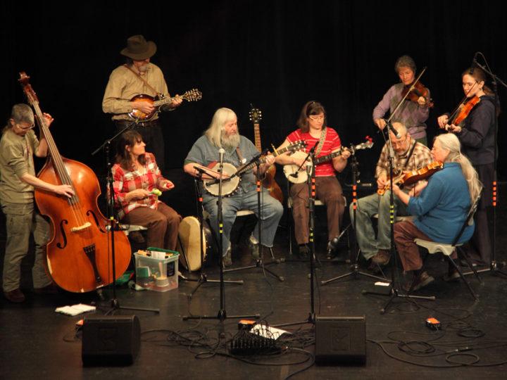 Folk Fest takes stage at Pioneer Park