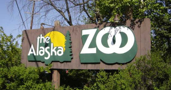 Alaska Zoo, Anchorage