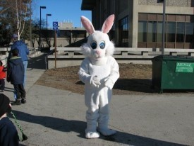 UAF Hosts Easter Egg-stravaganza