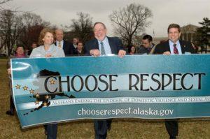Alaska Congressman Don Young (center). Photo by house.gov