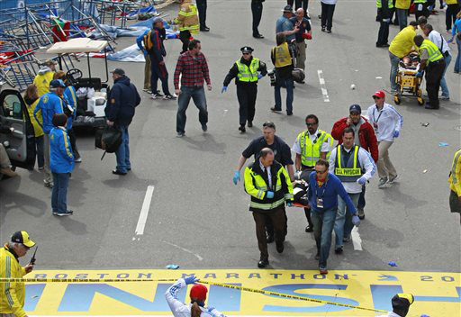 BREAKING NEWS: Two deadly explosions in Boston Marathon