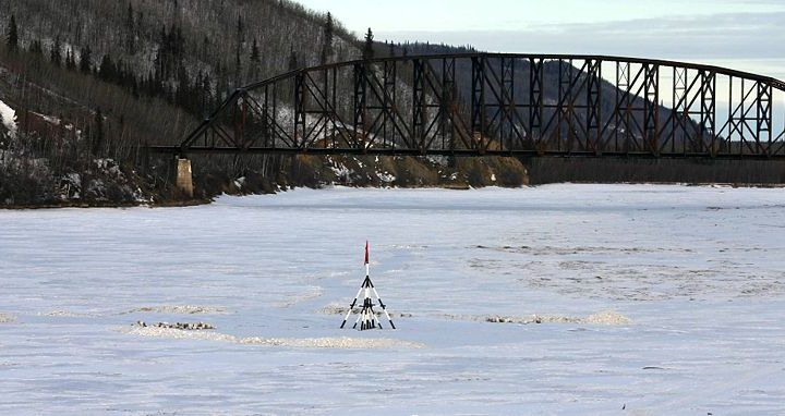 Nenana Ice Classic has competition