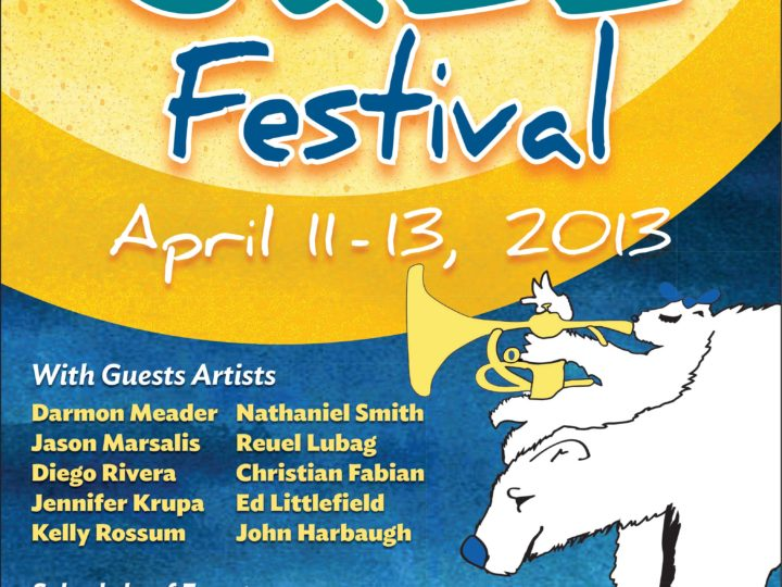 UAF Host 25th Annual Jazz Festival