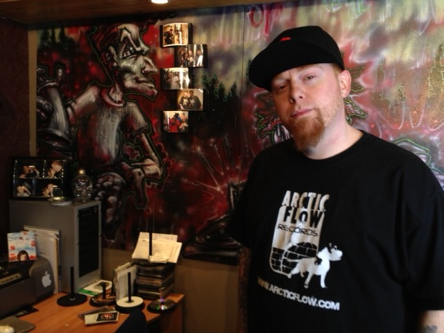 Interview with Alaska Redd