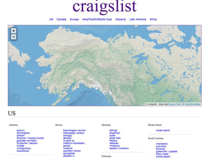 'Craigslist Killer' claims Alaska Victims