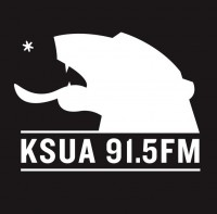 KSUA radio logo