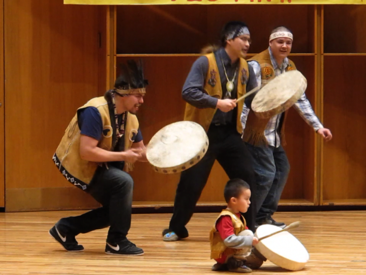 VIDEO- Opening of the Festival of Native Arts