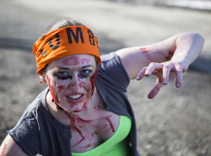 Humans Trump Zombies on Mission