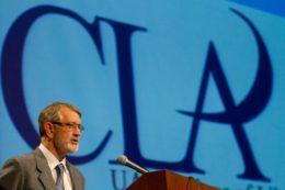 CLA logo