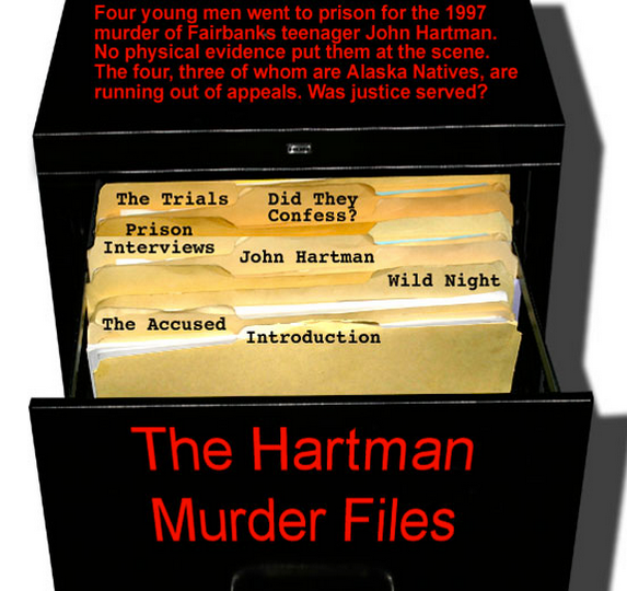 Hartman murder review inches ahead