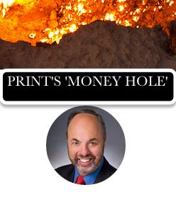 Will print advertising be sticking around?