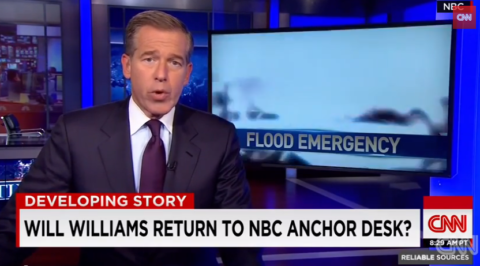 Anchor Brian Williams