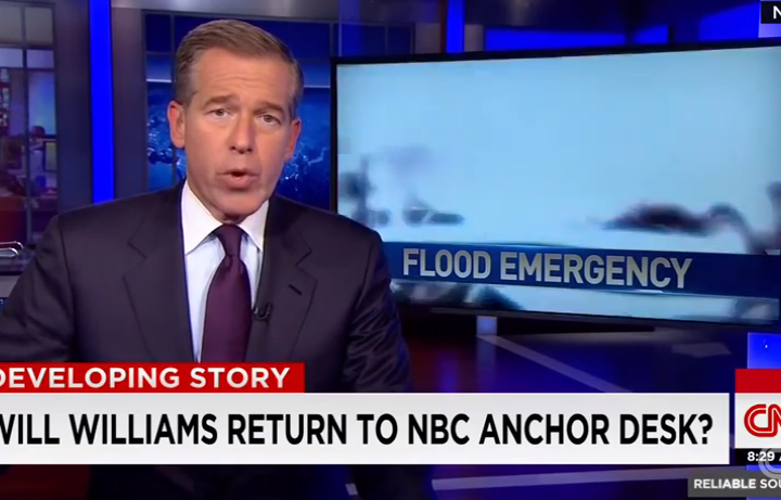 On NBC Anchor Brian Williams' trouble 'misremembering'