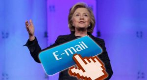 Hillary Clinton confronts e-mail security concerns.