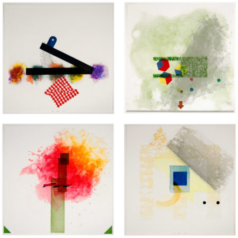 richard tuttle artwork