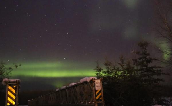 April McKee photo of Northern Lights
