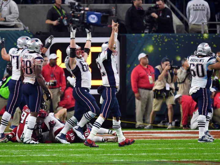 Super Bowl 51 fires passion, even in Alaska.